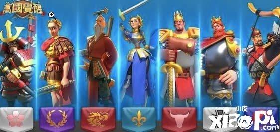 万国觉醒:步兵文明如何选择?虽然罗马是主流,但维京文明也不赖