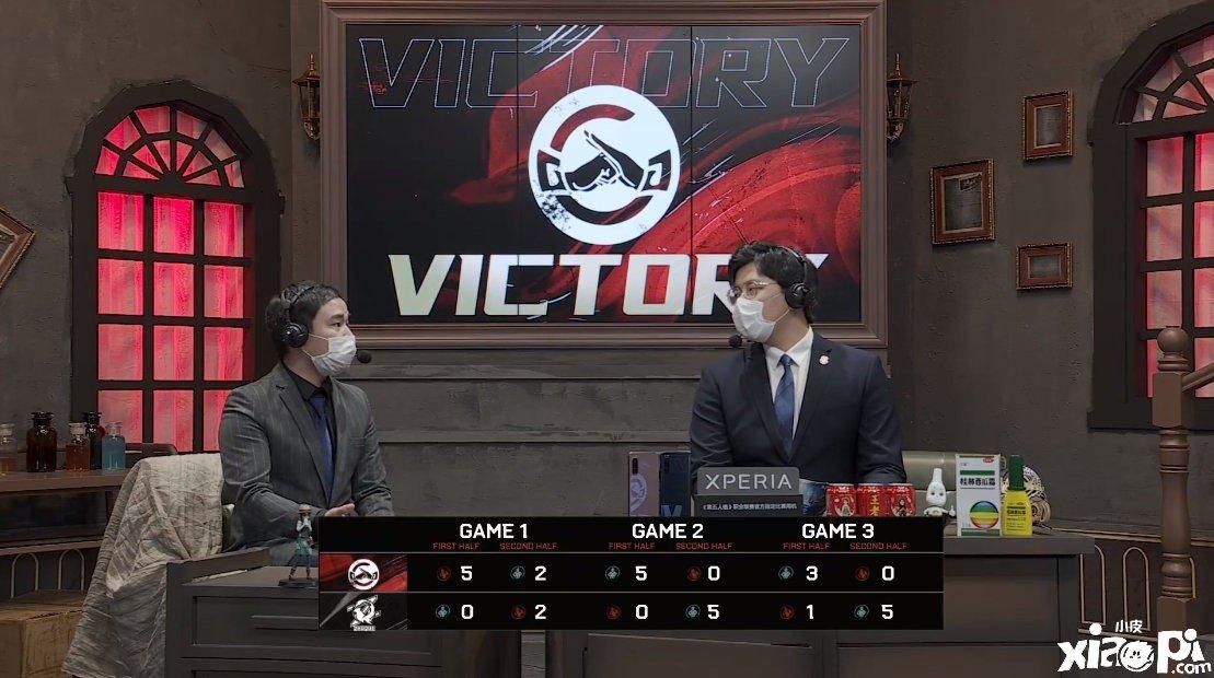 第五人格IVL:GG双杀ZQ,Gr首胜,Wolves捡到宝了