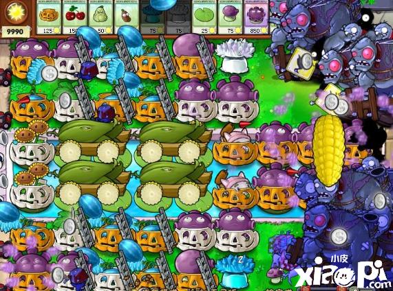 如何对付植物大战僵尸当中的小鬼僵尸呢?