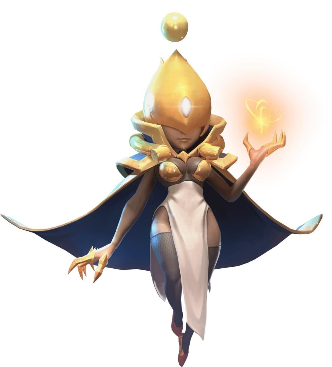 《多多自走棋》光之女神属性介绍