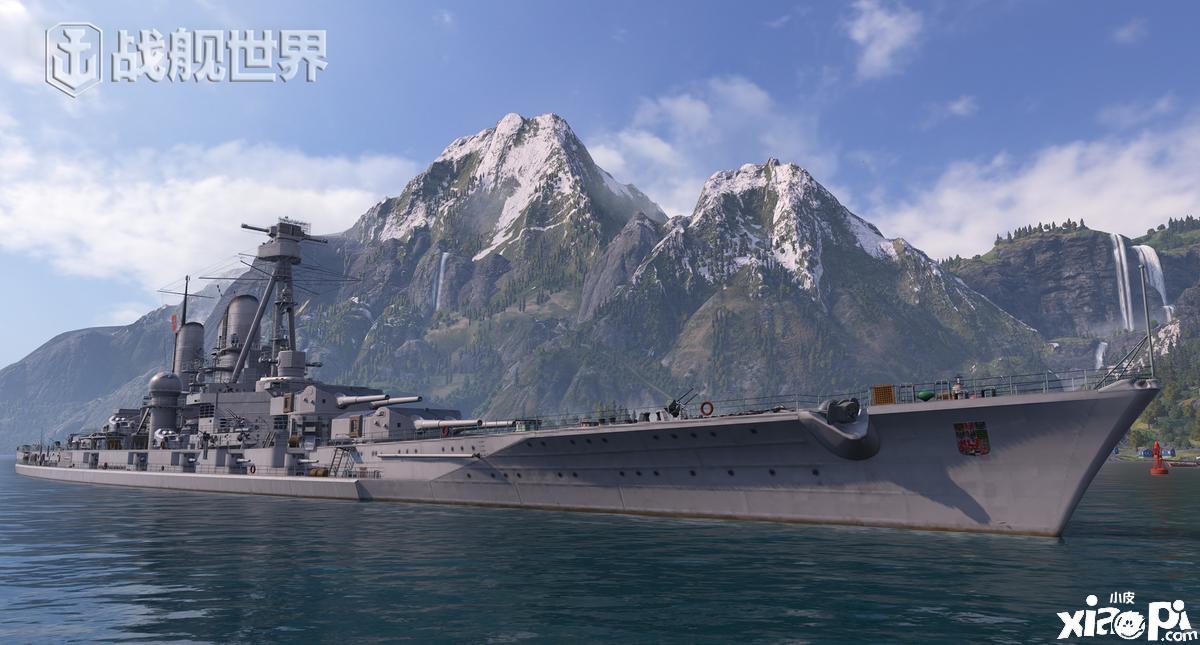 《战舰世界》新版本评测:舰长们可还好?