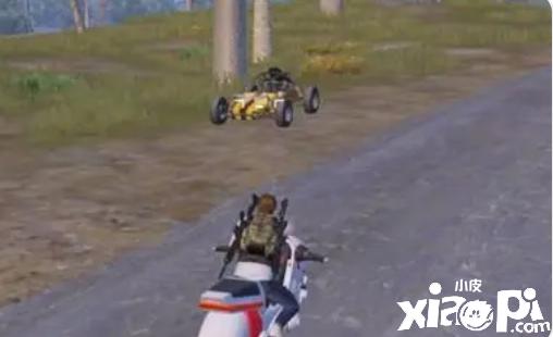 和平精英怎样才能获得黑猫警长摩托车呢?